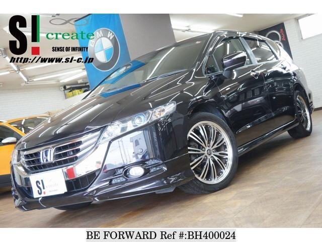 Used 2011 HONDA ODYSSEY BH400024 for Sale