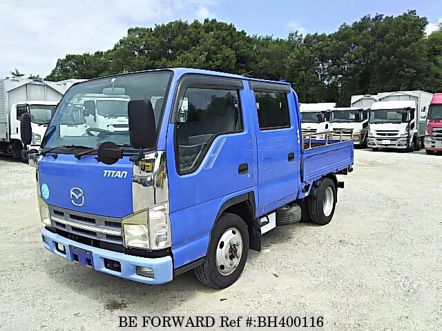 Used 2007 MAZDA TITAN BH400116 for Sale