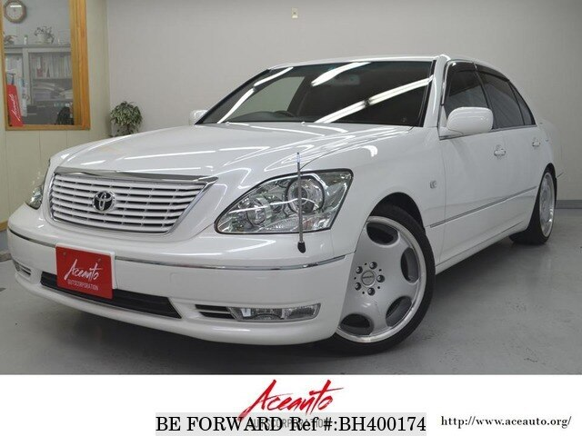 Used 2003 TOYOTA CELSIOR BH400174 for Sale