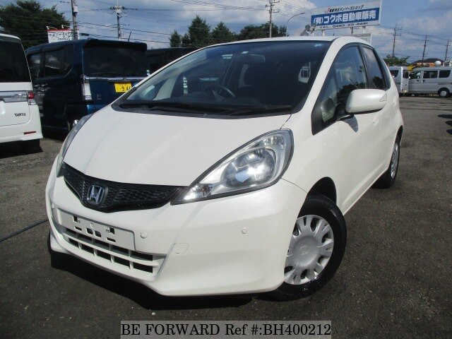 Used 2011 HONDA FIT BH400212 for Sale