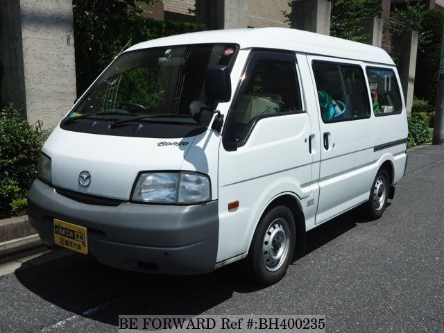 Used 2015 MAZDA BONGO VAN BH400235 for Sale