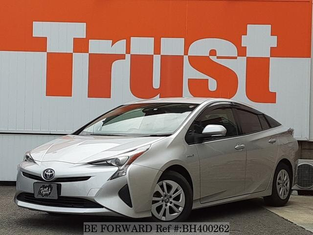 Used 2017 TOYOTA PRIUS BH400262 for Sale
