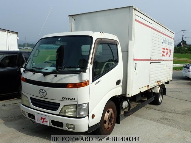 Used 2000 TOYOTA DYNA TRUCK BH400344 for Sale