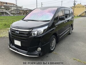 Used 2017 TOYOTA NOAH BH400370 for Sale