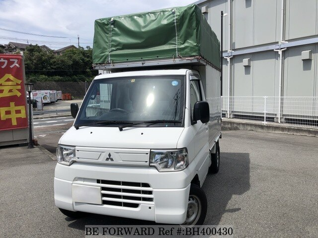 Used 2012 MITSUBISHI MINICAB TRUCK BH400430 for Sale