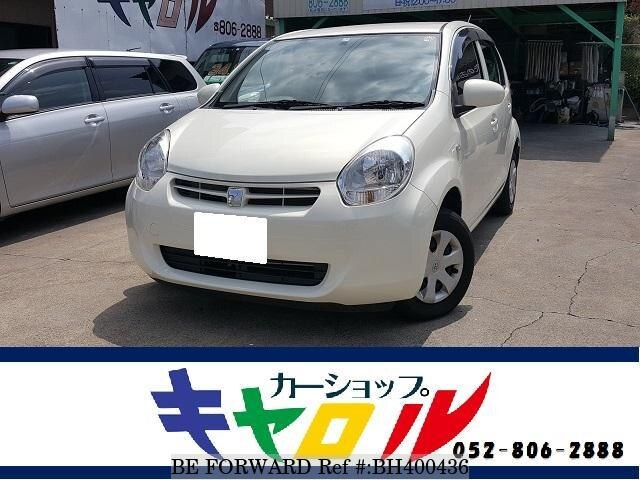 Used 2013 TOYOTA PASSO BH400436 for Sale