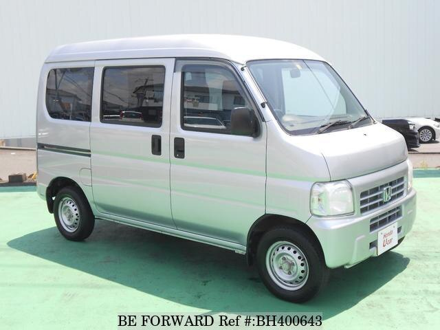Used 2012 HONDA ACTY VAN BH400643 for Sale