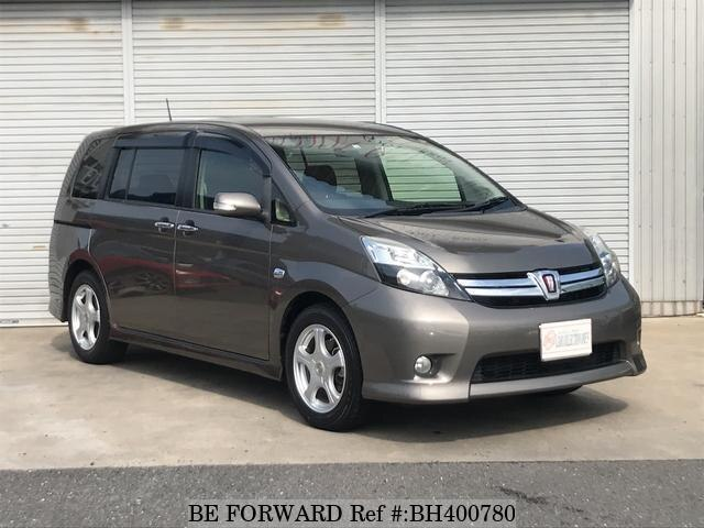 Used 2012 TOYOTA ISIS BH400780 for Sale