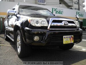 Used 2007 TOYOTA HILUX SURF BH400782 for Sale