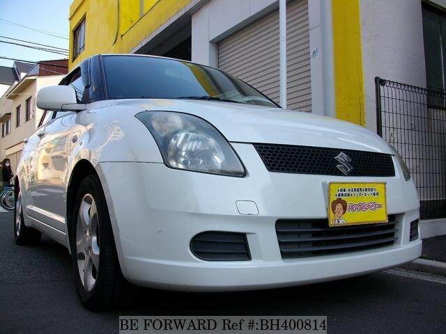 Used 2006 SUZUKI SWIFT BH400814 for Sale