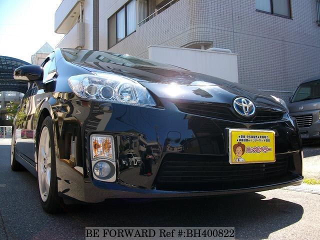 Used 2011 TOYOTA PRIUS BH400822 for Sale