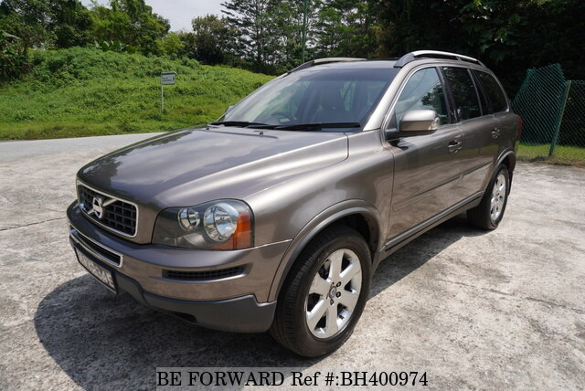 Used 2011 VOLVO XC90 BH400974 for Sale