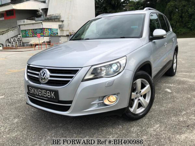 Used 2010 VOLKSWAGEN TIGUAN BH400986 for Sale