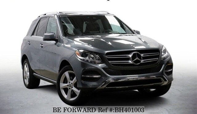Used 2018 MERCEDES-BENZ GLE-CLASS BH401003 for Sale