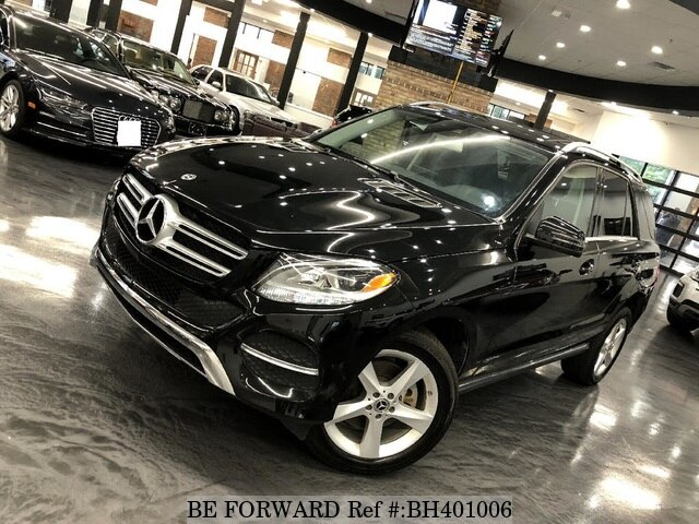 Used 2018 MERCEDES-BENZ GLE-CLASS BH401006 for Sale