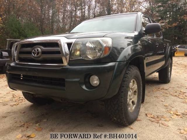 Used 2010 TOYOTA TACOMA BH401014 for Sale