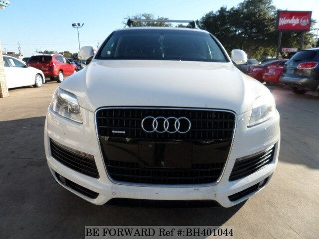 Used 2009 AUDI Q7 BH401044 for Sale