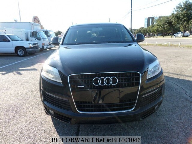 Used 2009 AUDI Q7 BH401046 for Sale
