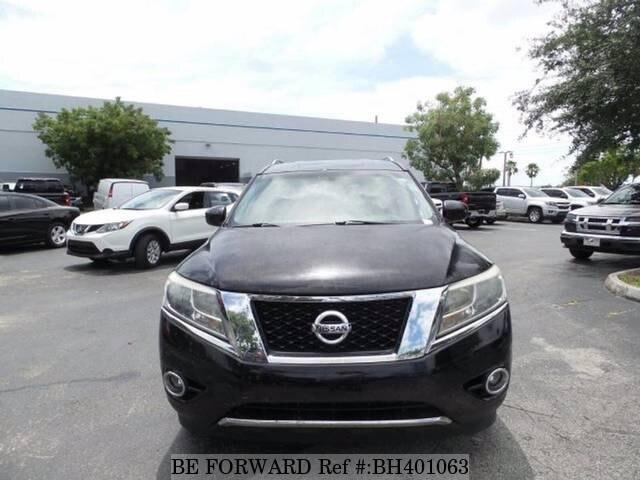 Used 2013 NISSAN PATHFINDER BH401063 for Sale