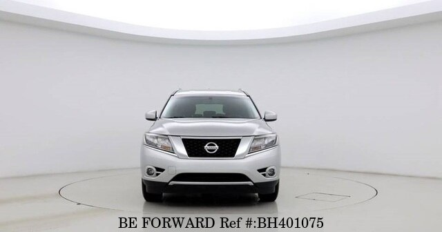 Used 2015 NISSAN PATHFINDER BH401075 for Sale