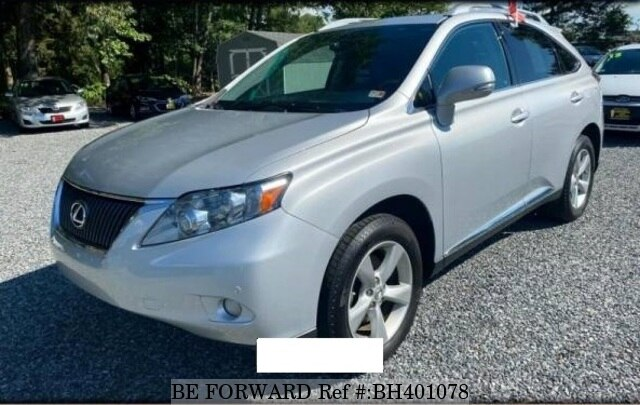 Used 2012 LEXUS RX BH401078 for Sale