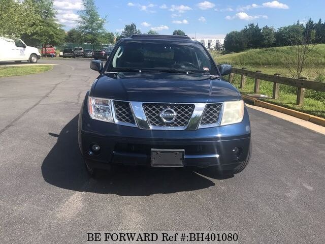 Used 2006 NISSAN PATHFINDER BH401080 for Sale