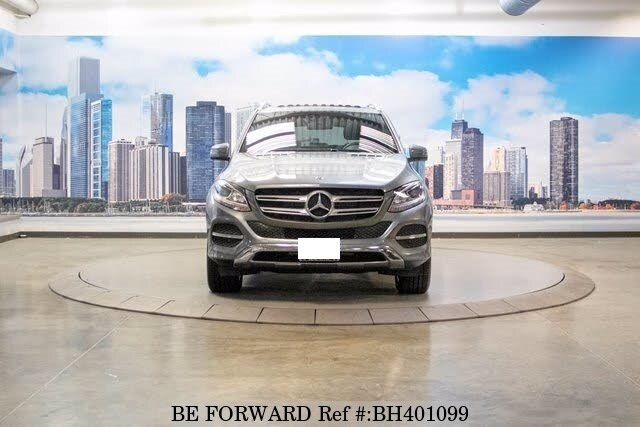 Used 2018 MERCEDES-BENZ GLE-CLASS BH401099 for Sale
