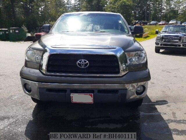 Used 2007 TOYOTA TUNDRA BH401111 for Sale