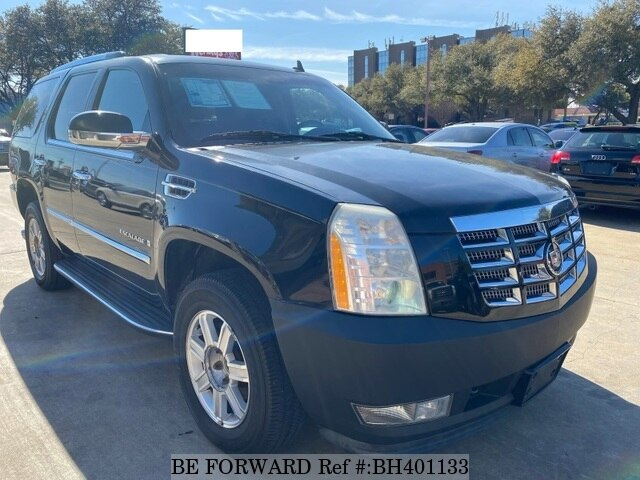 Used 2009 CADILLAC ESCALADE BH401133 for Sale