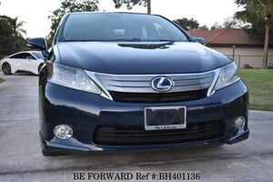 Used 2010 LEXUS HS BH401136 for Sale
