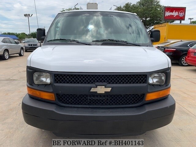 Used 2011 CHEVROLET EXPRESS BH401143 for Sale