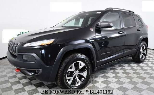 Used 2014 JEEP CHEROKEE BH401162 for Sale
