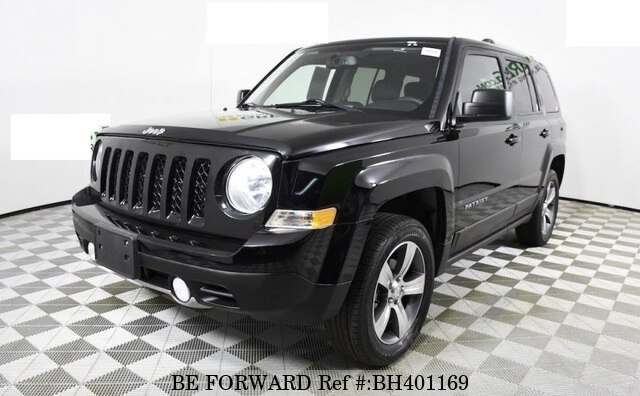 Used 2016 JEEP PATRIOT BH401169 for Sale