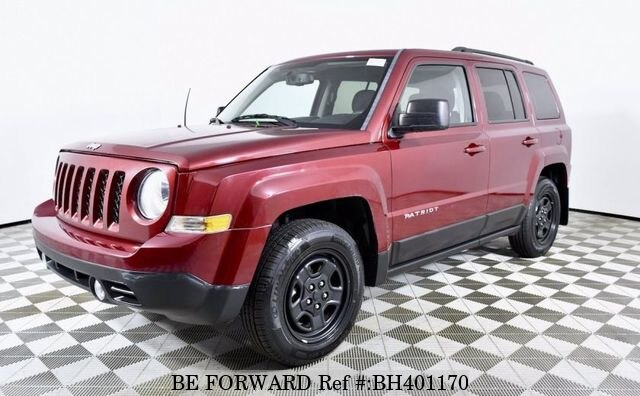 Used 2016 JEEP PATRIOT BH401170 for Sale