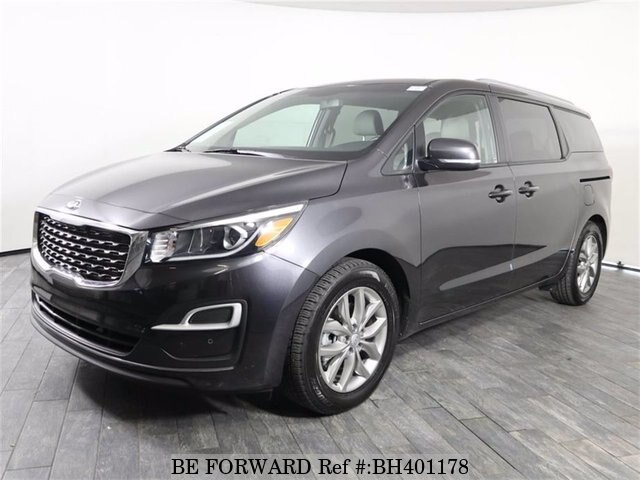 Used 2020 Kia Sedona Ex Fwd V6 For Sale Bh401178 Be Forward