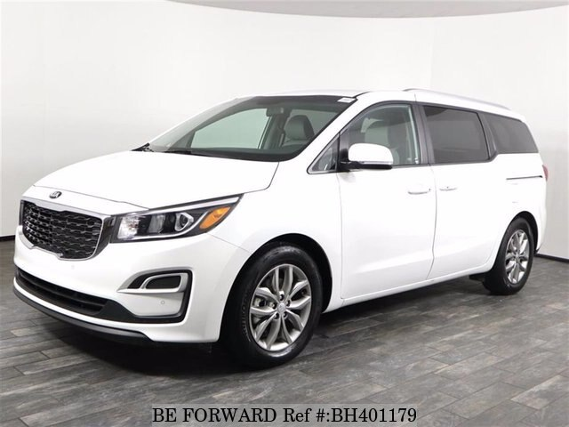 Used 2020 Kia Sedona Ex Fwd V6 For Sale Bh401179 Be Forward