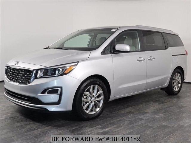 Used 2020 Kia Sedona Ex Fwd V6 For Sale Bh401182 Be Forward
