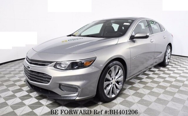 Used 2017 CHEVROLET MALIBU BH401206 for Sale