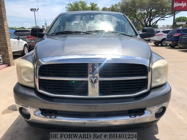 Used 2007 DODGE RAM BH401224 for Sale