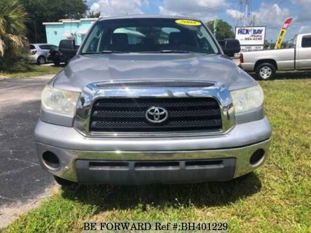 Used 2008 TOYOTA TUNDRA BH401229 for Sale