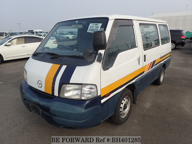 Used 2007 MAZDA BONGO VAN BH401285 for Sale