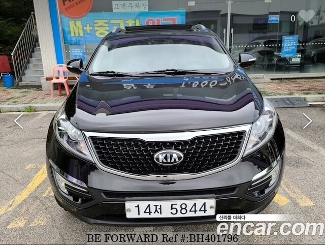 Used 2016 KIA SPORTAGE BH401796 for Sale