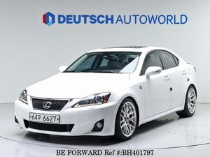 Used 2011 LEXUS IS BH401797 for Sale