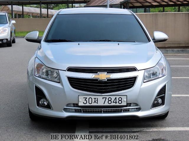 Used 2014 Chevrolet Cruze For Sale Bh401802 Be Forward