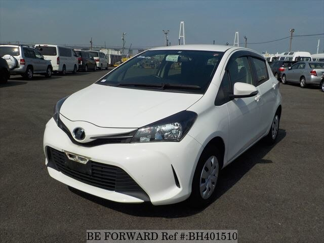 Used 2015 TOYOTA VITZ BH401510 for Sale