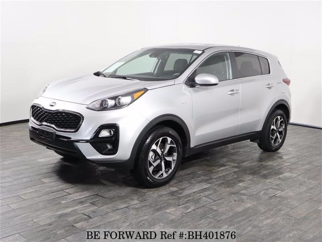 Used 2020 KIA SPORTAGE BH401876 for Sale