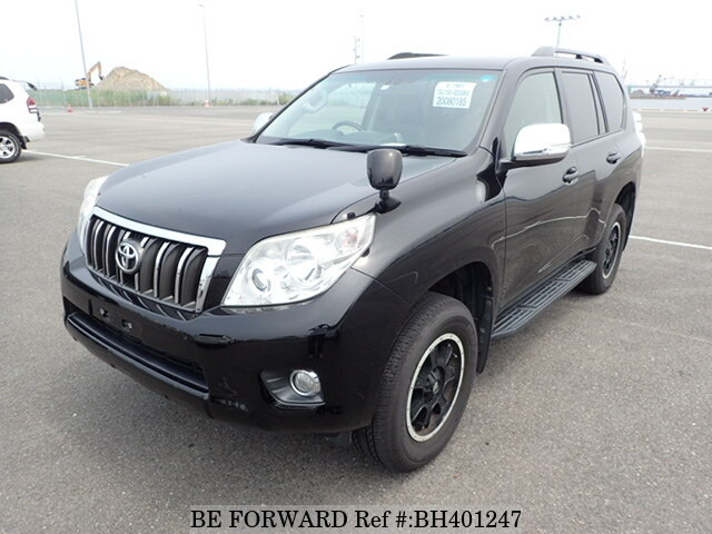 Used 2013 TOYOTA LAND CRUISER PRADO BH401247 for Sale