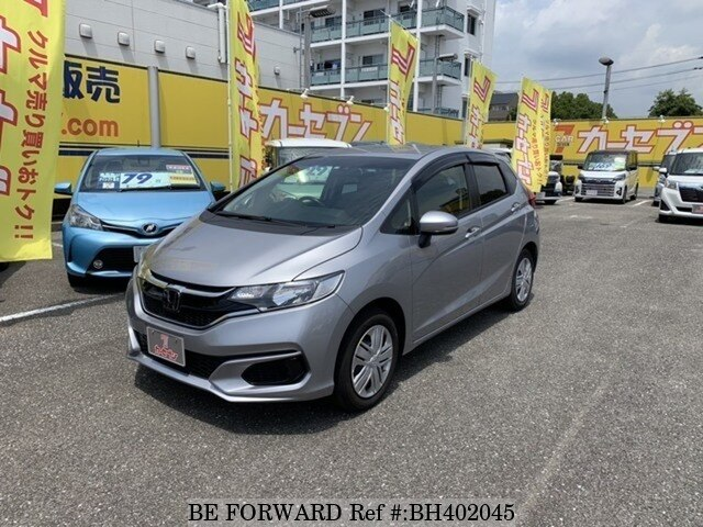 Used 2017 HONDA FIT BH402045 for Sale