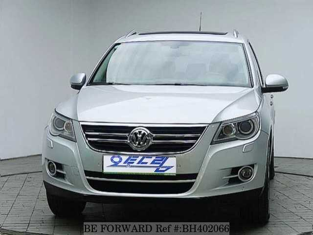 Used 2009 VOLKSWAGEN TIGUAN BH402066 for Sale