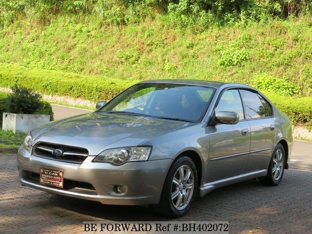 Used 2005 SUBARU LEGACY B4 BH402072 for Sale